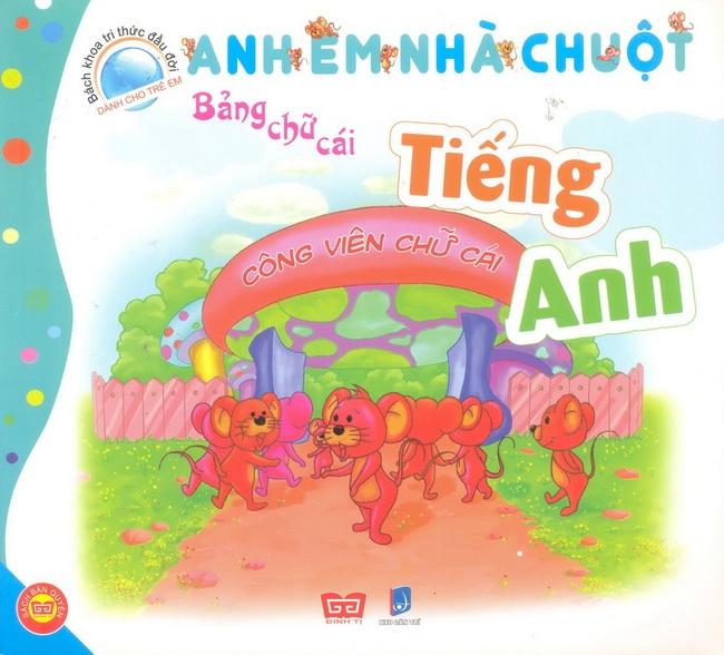 Với hình ảnh đẹp cùng các anh em nhà chuột tinh nghịch, đáng yêu và thông minh, bộ sách sẽ mang đến những câu chuyện thú vị, các từ mới tiếng Anh cho các em