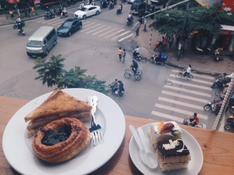Anh Hòa Bakery