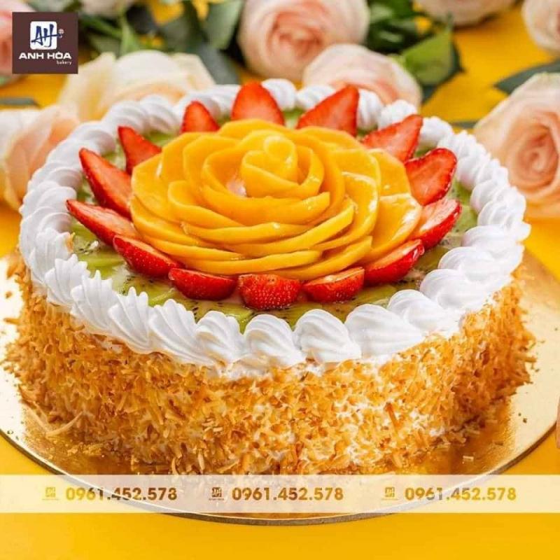 Anh Hòa French Bakery luôn đặt tiêu chí đẹp và chất lượng lên hàng đầu