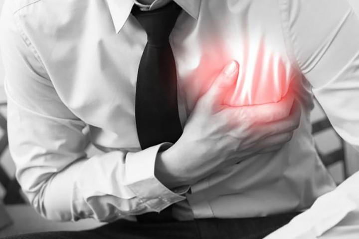 Khi ngồi nhiều máy tính ảnh hưởng tới hệ thống tim mạch