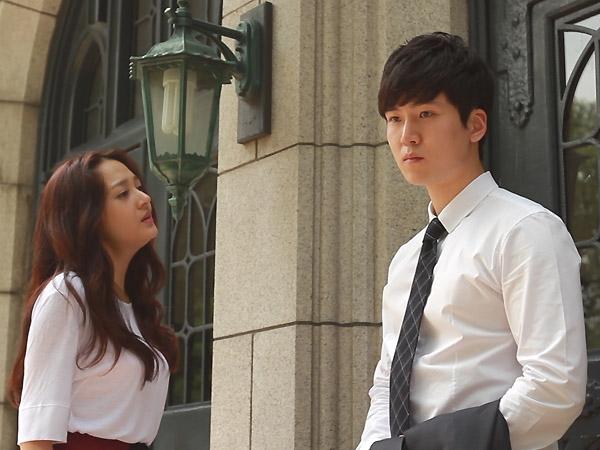 Bảo Anh và bạn diễn người Hàn Quốc
