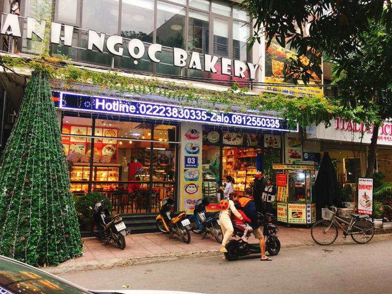 Ánh Ngọc Bakery