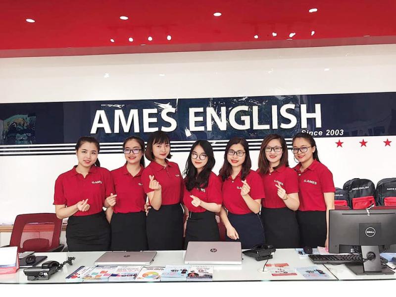 Anh ngữ AMES Hải Phòng