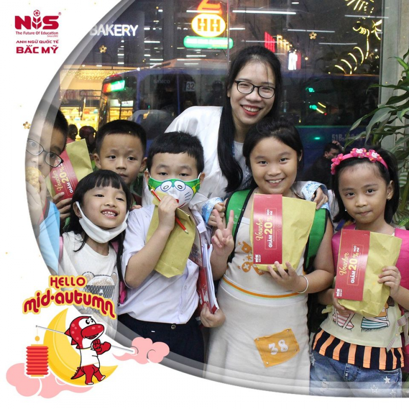 Anh ngữ Bắc Mỹ (NIS) -  trung tâm Tiếng Anh cho trẻ em tốt nhất tại TP. HCM