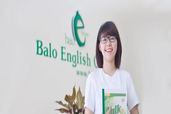 Anh ngữ Balo English