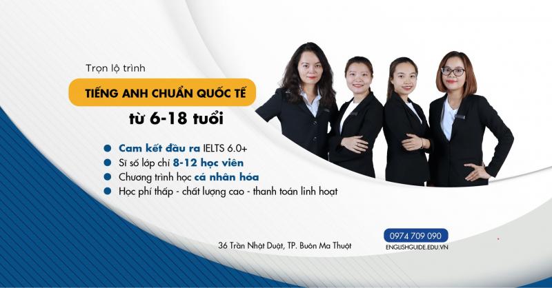 Anh Ngữ English Guide - Buôn Ma Thuột
