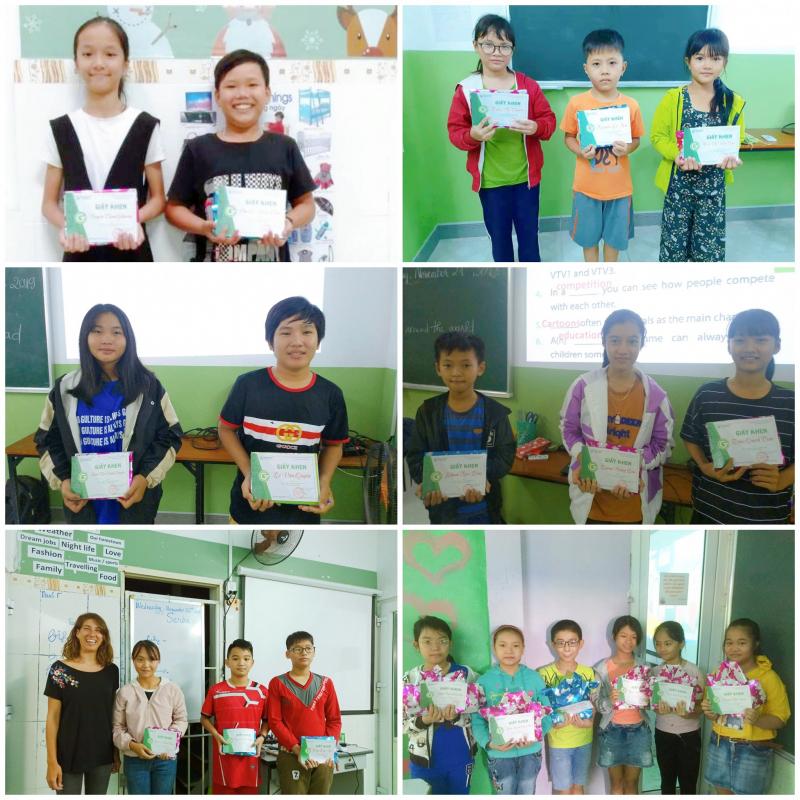 Anh Ngữ Gió Tây - Ninh Thuận