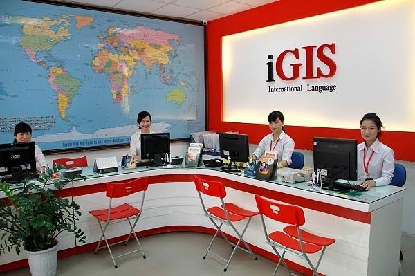 Trung tâm Ngoại ngữ iGIS