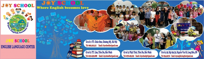 Anh ngữ Joy School