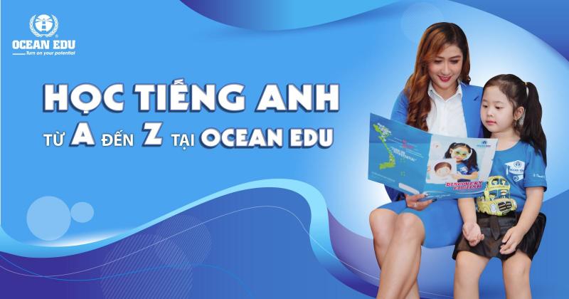 Anh Ngữ Ocean Edu Bắc Giang