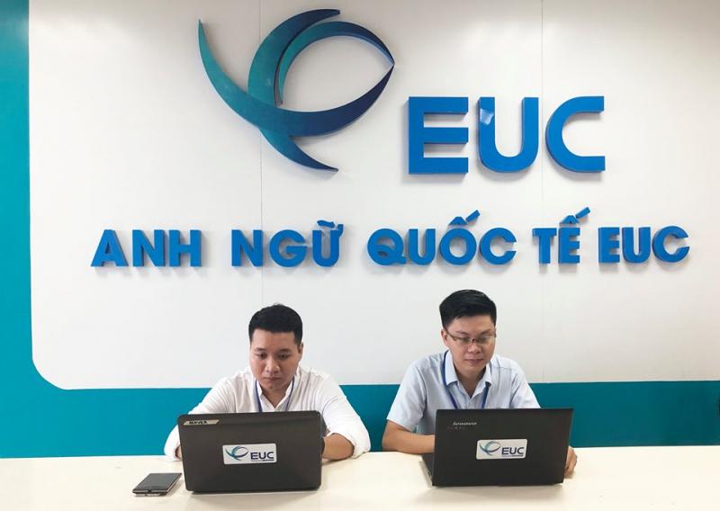 Anh ngữ Quốc tế EUC mang đến chương trình Đào tạo quốc tế gắn liền với Khung tham chiếu trình độ ngoại ngữ chung Châu Âu