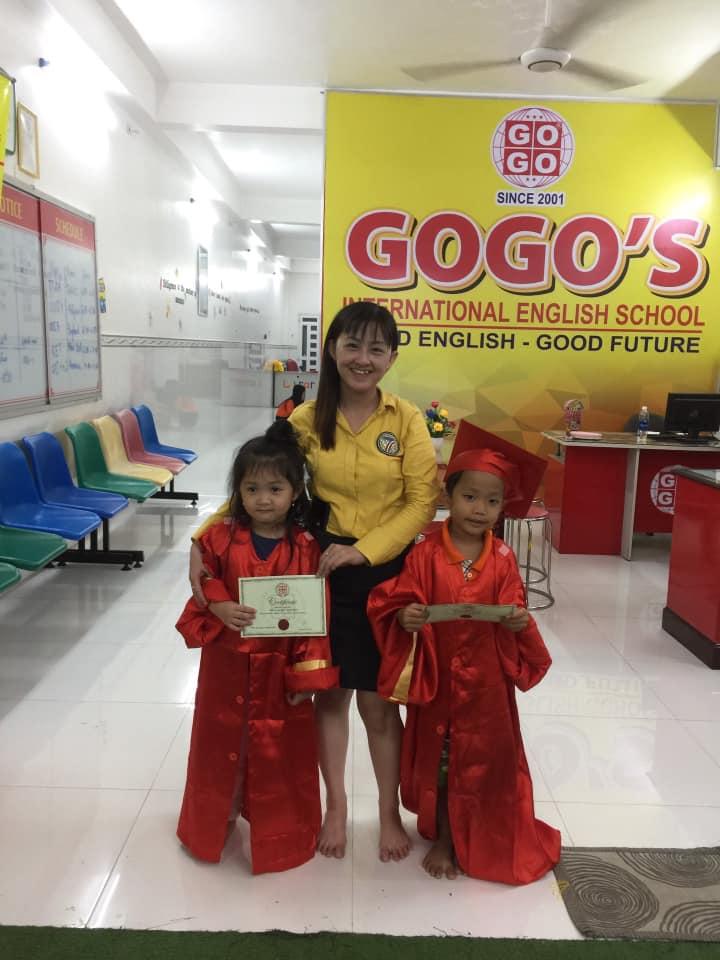 Trung tâm Anh ngữ Go Go's