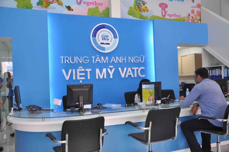 Anh Ngữ Việt Mỹ VATC chi nhánh Cần Thơ