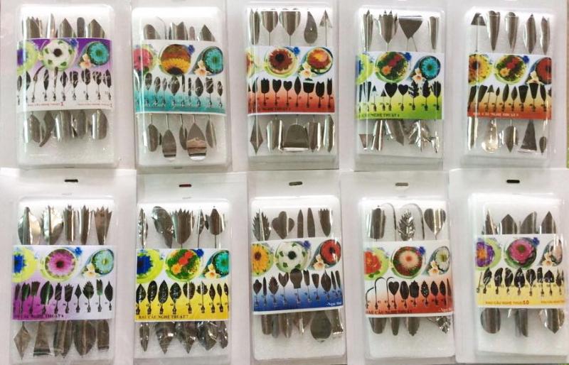 Các loại bộ dụng cụ làm thạch 3D tại Anh Quang shop