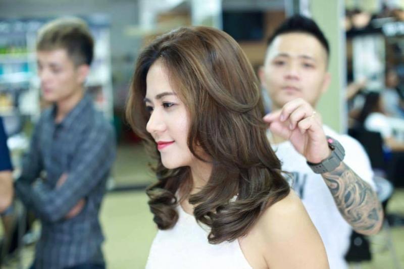 Anh Tài Hair Salon - salon làm tóc đẹp nhất tại TP Vinh, Nghệ An