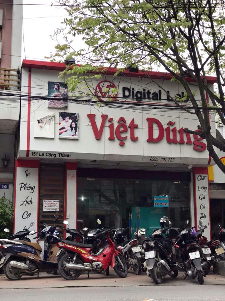 Studio tại 151 Lê Công Thanh