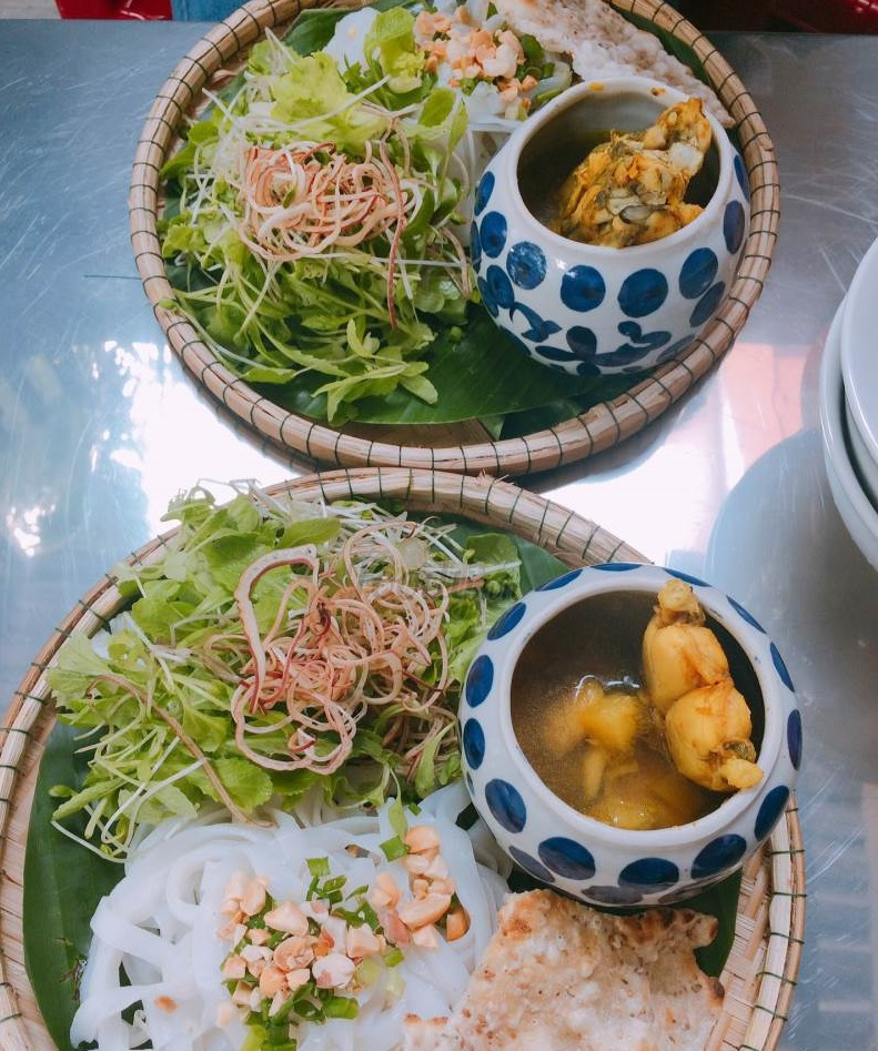 Mr. Ut - Noodles Quang Mix - Ly Thai To