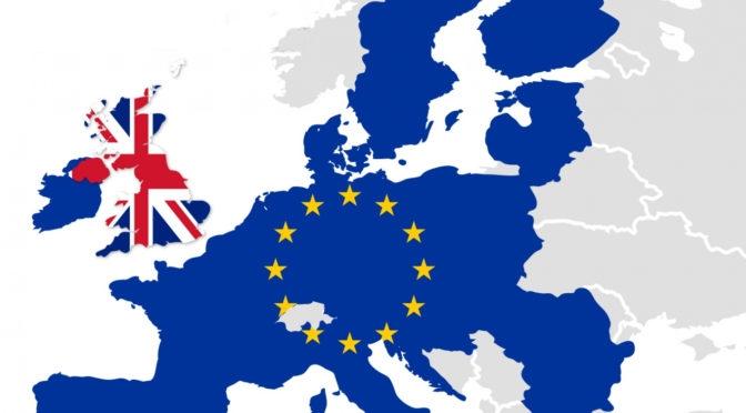 Brexit: Anh rời EU