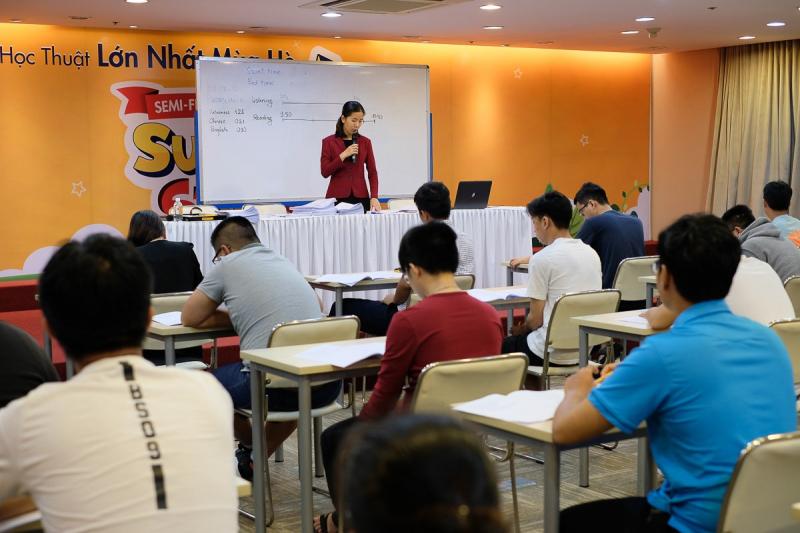 VUS là trung tâm có chất lượng giảng dạy và cơ sở vật chất đạt chuẩn toàn cầu