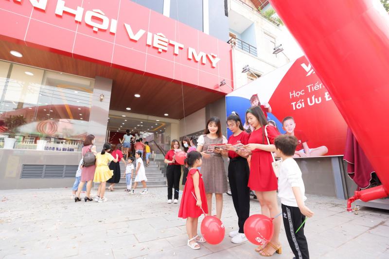 Anh văn Hội Việt Mỹ