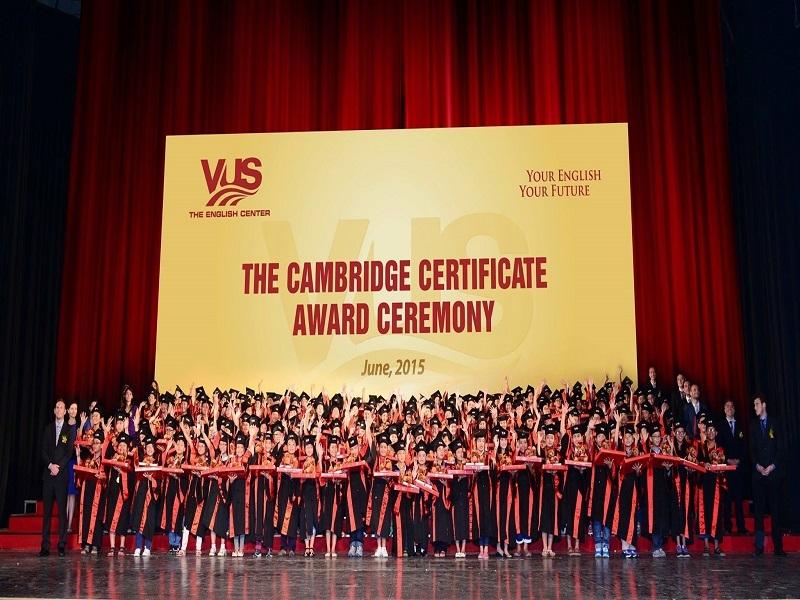 Anh Văn Hội Việt Mỹ (VUS) - địa điểm học tiếng Anh tốt nhất TP. HCM