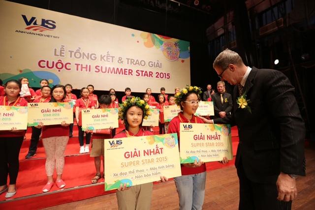 Anh văn Hội Việt Mỹ VUS - trung tâm Tiếng Anh cho trẻ em tốt nhất tại TP. HCM