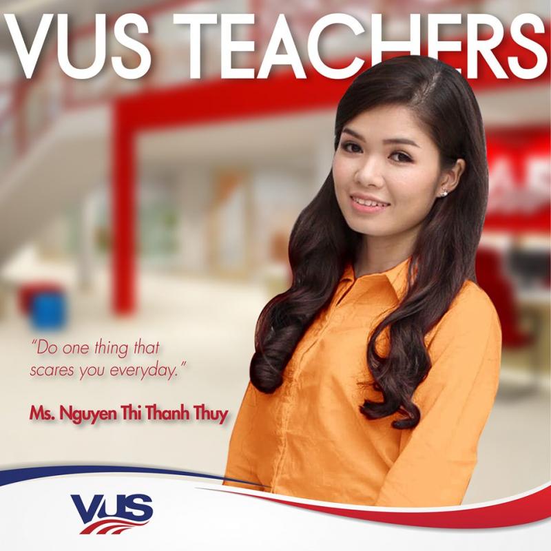 Giáo viên VUS tận tâm, nhiệt tình và chuyên môn cao