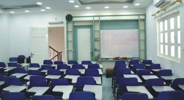 Phòng học lớp thầy Tuấn