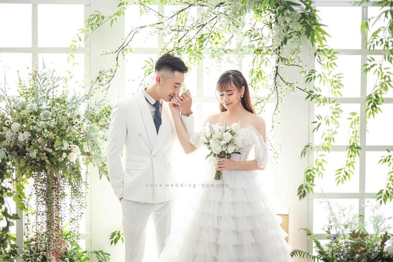 Ảnh viện áo cưới Bích Hồng