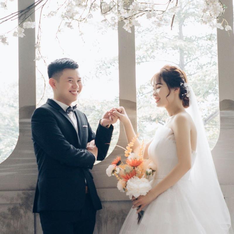 Ảnh viện áo cưới Hà Thành