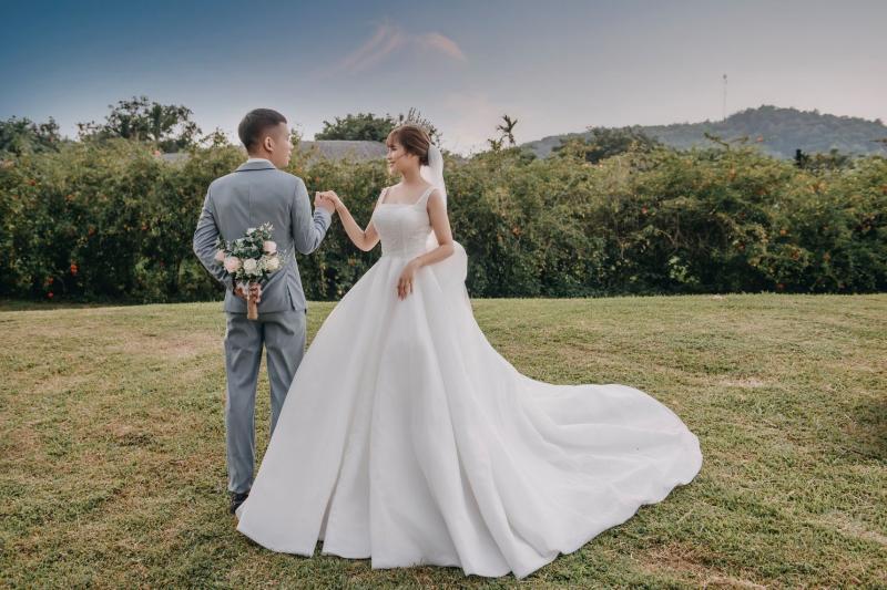 Ảnh viện áo cưới Hongkong