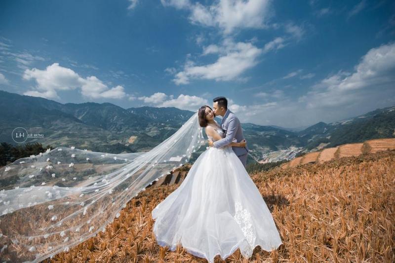 Ảnh viện áo cưới Lê Hưng
