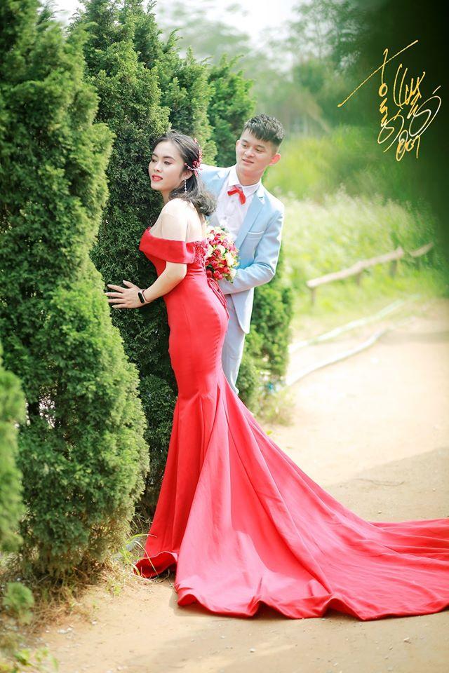 Ảnh viện áo cưới Minh Quyên