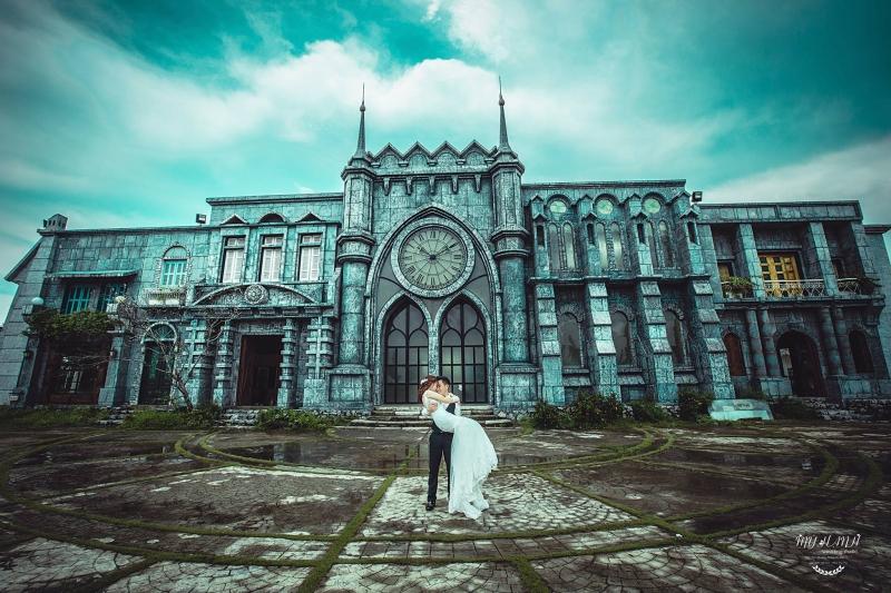 Ảnh viện áo cưới Mỹ Hạnh