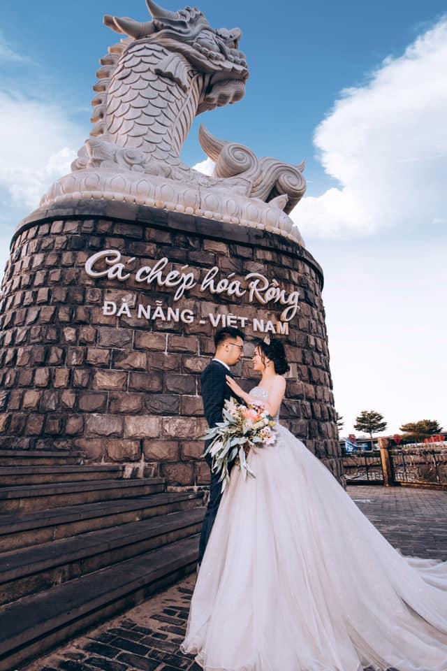 Ảnh cưới tại Ảnh Viện Áo Cưới Paris