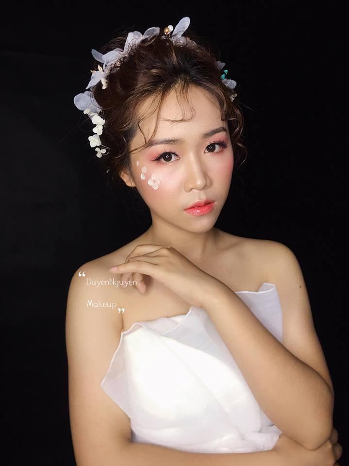 Duyên Nguyễn makeup (Ảnh Viện Áo Cưới Tuấn Bảy)