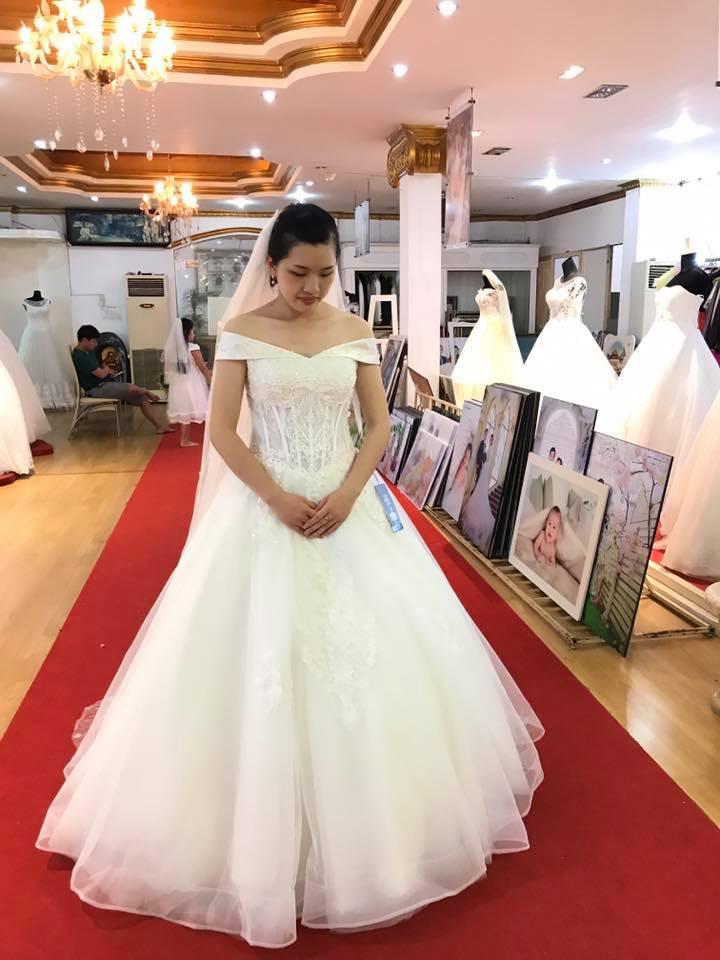 Ảnh viện áo cưới Việt Phượng Selica