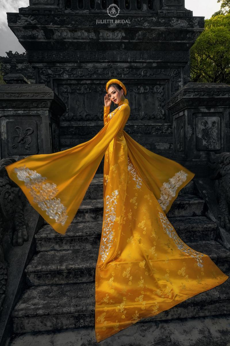 Top 11 Ảnh viện áo dài, áo cưới lâu năm, chất lượng tại Hà Nội