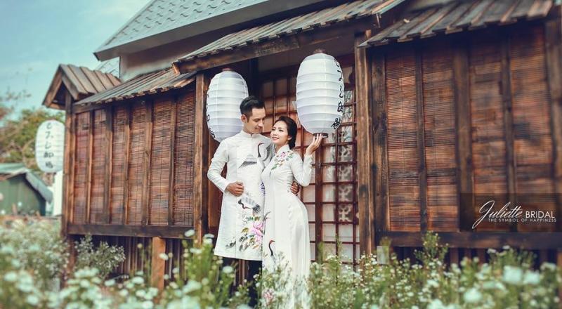 Ảnh viện áo dài, áo cưới Quỳnh Anh - Juliette Bridal