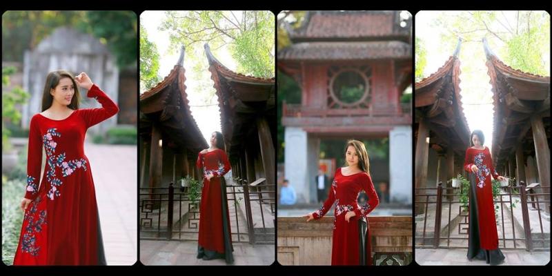 Ảnh viện áo dài, áo cưới Thanh Hằng và Thanh Hằng - Sài Gòn