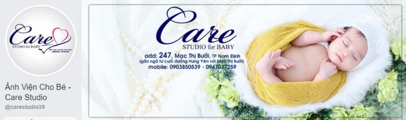 Fanpage của Ảnh Viện Cho Bé - Care Studio