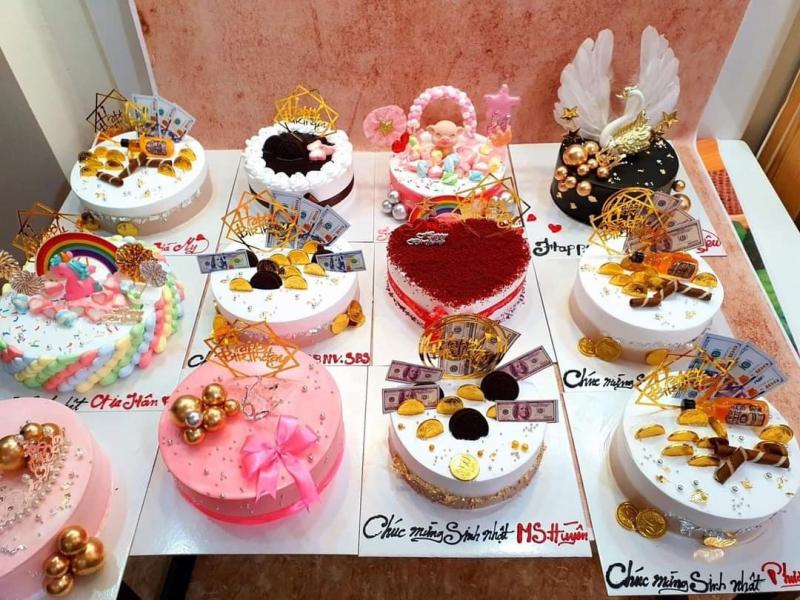 Anh Vũ Bakery Lương Sơn