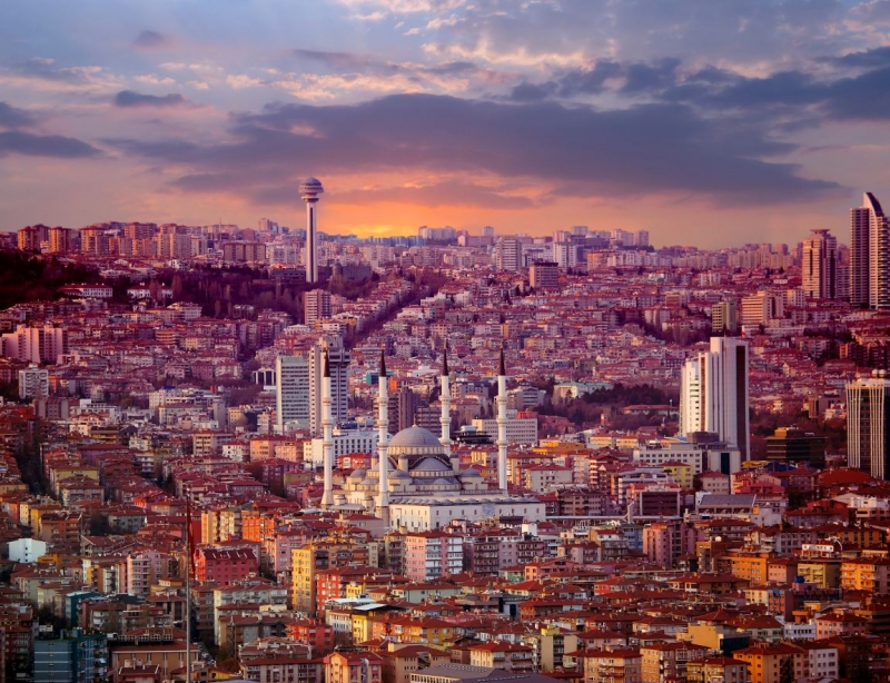 Ankara - Thổ Nhĩ Kì