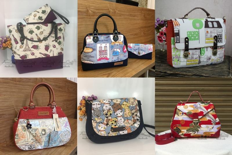 Một số mẫu túi tại Anna Craft