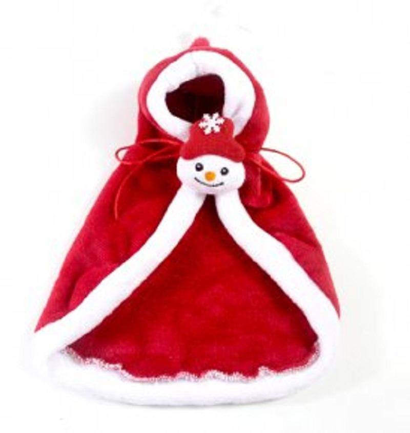 Áo choàng Noel cho thú