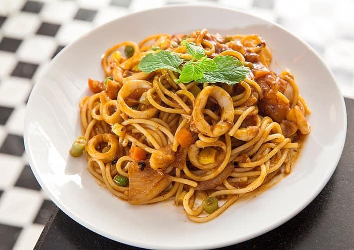 ANNA Steak & Spaghetti