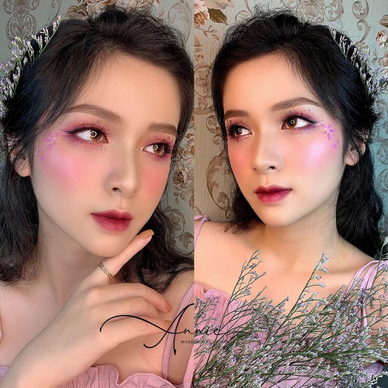 Annie Quỳnh make up