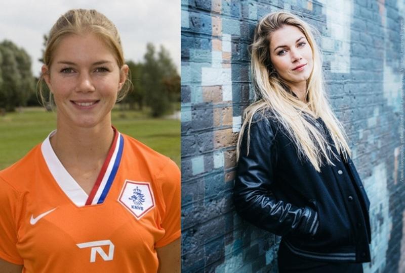 Anouk Hoogendijk Anna - Hà Lan