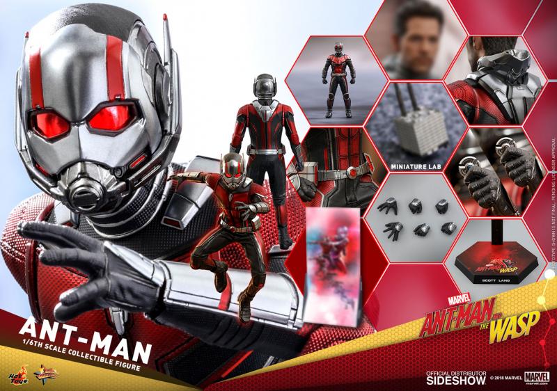 Ant-Man cho chúng ta một góc nhìn rất khác về dòng phim siêu anh hùng của Marvel