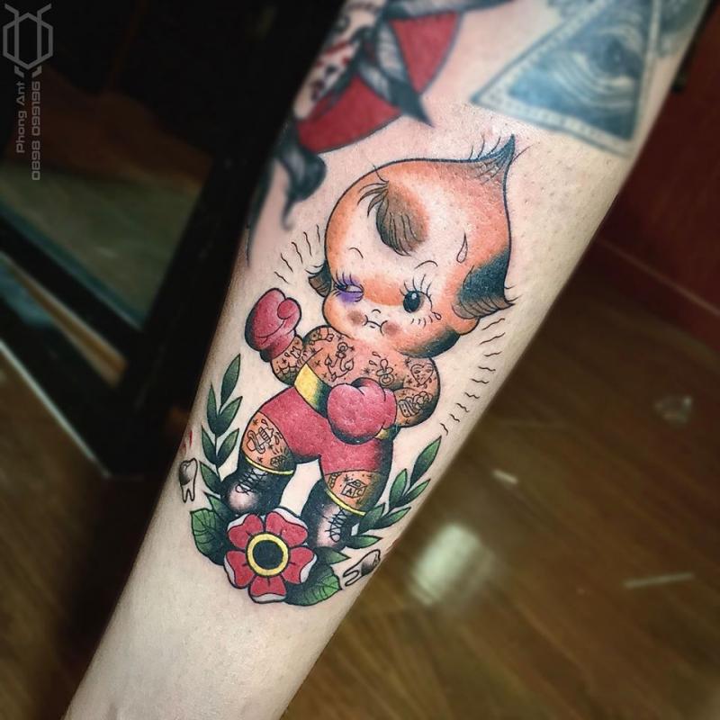 ANT Tattoo - Xăm Nghệ Thuật Cần Thơ